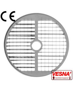 Disco per cubettare 12x12 mm Ø 250 x tutti Chef 600-800 Celme