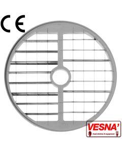 Disco per cubettare 20x20 mm Ø 250 x tutti Chef 600-800 Celme