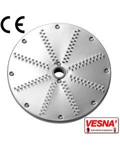 Disco per sfilacciare 2 mm x tutti Chef Ø 205 Celme