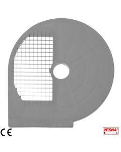 Disco per cubettare 8x8 mm Ø 250 x tutti Chef 300-400 Celme