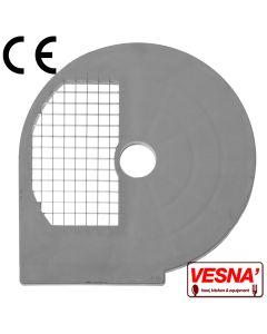 Disco per cubettare 10x10 mm Ø 250 x tutti Chef 300-400 Celme
