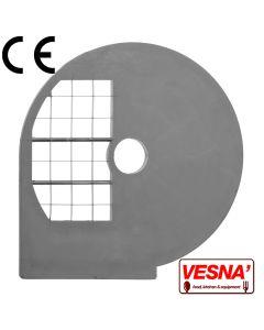 Disco per cubettare 20x20 mm Ø 250 x tutti Chef  300-400 Celme