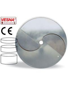 Dischi per taglio a fette spessore da 1 a 12 mm x Chef Magnum TV Ø 330 Celme