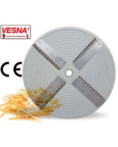 Disco per taglio Julienne diametro 5 mm x Chef Magnum TV 330 Celme
