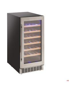 Cantinetta refrigerata a incasso mono temperatura °C +5° ~ +18°