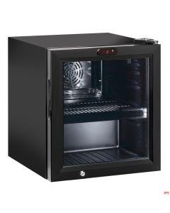Vetrina frigo professionale da banco doppi vetri