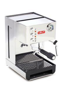 Lelit la macchina caffè espresso più semplice per ottenere caffè come al bar