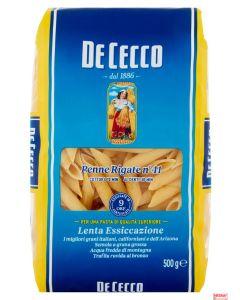 Pasta De Cecco Penne rigate n°41 da 500 g semola di grano duro