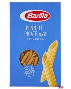 Pasta Barilla Pennette rigate n° 72 da 1 Kg semola di grano duro