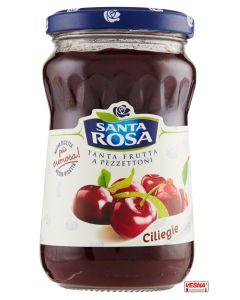 Confettura extra di ciliegie 350 g by Santa Rosa