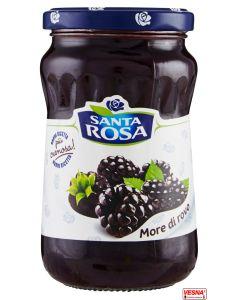 Confettura extra di more di rovo 350 g by Santa Rosa