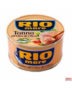 Tonno Olio oliva 120 g by Rio Mare