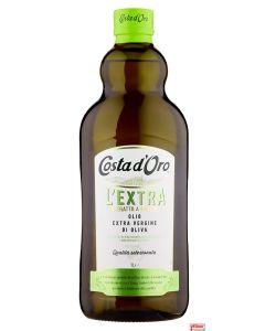 Olio Costa D'Oro extra vergine di oliva 1 Lt.