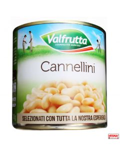 Fagioli Cannellini in scatola Valfrutta 240 g