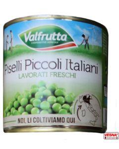 Piselli Piccolini in scatola Valfrutta 270 g