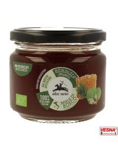 Miele Alce Nero frutti di bosco prodotto in Italia 300 g BIO