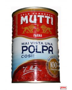 Pomodoro Polpa in scatola Mutti 400 g
