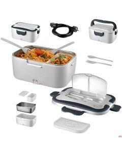 Pietanziera schiscetta Lunch box elettrico che riscalda cibo asporto