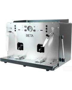 Macchina da Caffè espresso per cialde in carta ESE Versione Elettronica con acqua calda e lancia