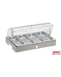Vassoio refrigerato porta verdure Base/burro