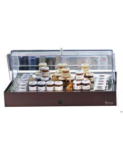 Vassoio refrigerato porta Burro Marmellata Base/caffè