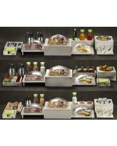 Prodotti per la prima colazione Bed&Breakfast Grandi Hotel