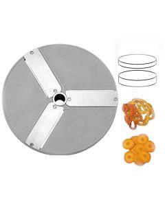 Dischi per affettare taglio da 1 a 2 mm x tutti i Chef Ø 205 Celme